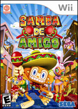 Samba De Amigo for Wii last updated Jul 23, 2010