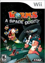 Worms: A Space Oddity Wii
