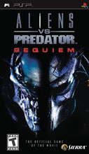 Aliens vs. Predator: Requiem PSP