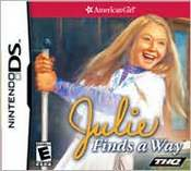 American Girl: Julie Finds a Way DS