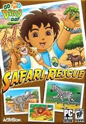 Go Diego Go: Safari Rescue PC