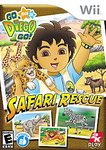 Go, Diego, Go!: Safari Rescue Wii
