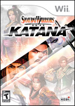 Samurai Warriors: Katana Wii