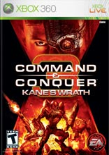 Command & Conquer 3: Kane's Wrath for Xbox 360 last updated Feb 12, 2008