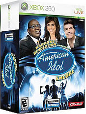 Karaoke Revolution Presents: American Idol Encore Xbox 360