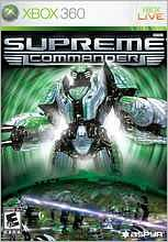Supreme Commander for Xbox 360 last updated Jun 08, 2010