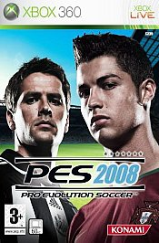 Winning Eleven: Pro Evolution Soccer 2008 Xbox 360