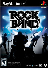 Rock Band for PlayStation 2 last updated Apr 17, 2009