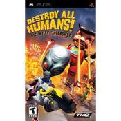 Destroy All Humans! Big Willy Unleashed PS2