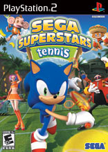 Sega Superstars Tennis for PlayStation 2 last updated May 30, 2009