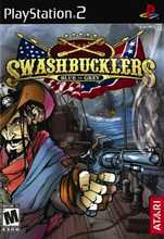 Swashbucklers: Blue vs. Grey PS2