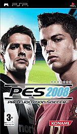 Winning Eleven: Pro Evolution Soccer 2008 for PSP last updated Feb 04, 2008