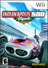 Indianapolis 500 Legends Wii