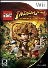 LEGO Indiana Jones Wii