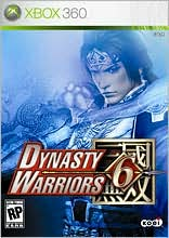 Dynasty Warriors 6 for Xbox 360 last updated Mar 16, 2010