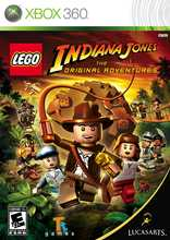 LEGO Indiana Jones for Xbox 360 last updated Jun 23, 2013