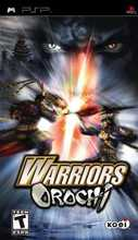 Warriors: Orochi PSP