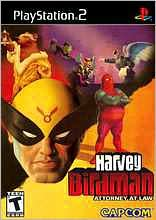 Harvey Birdman: Attorney at Law PS2