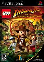 LEGO Indiana Jones for PlayStation 2 last updated Aug 17, 2011