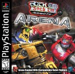 Rock'em Sock'em Robots Arena for PlayStation last updated Sep 19, 2002