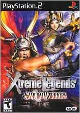 Samurai Warriors 2: Xtreme Legends PS2