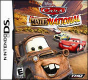Cars: Mater-National for Nintendo DS last updated Jul 14, 2012