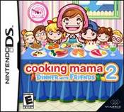 Cooking Mama 2: Dinner with Friends DS