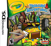 Crayola Treasure Adventures DS