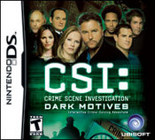 CSI: Dark Motives DS