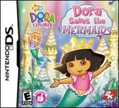 Dora the Explorer: Dora Saves the Mermaids DS