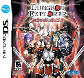 Dungeon Explorer: Warrior of Ancient Arts DS