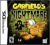 Garfield's Nightmare DS