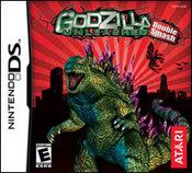 Godzilla Unleashed Double Smash DS