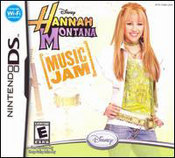 Hannah Montana: Music Jam for Nintendo DS last updated Jan 01, 2008