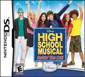 High School Musical: Makin' the Cut DS