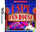 I Spy Fun House DS