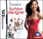 Imagine: Fashion Designer DS