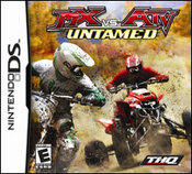 MX vs ATV Untamed DS
