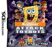 Nicktoons: Attack of the Toybots DS