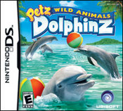 Petz Wild Animals: Dolphinz DS