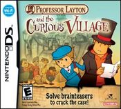 Professor Layton & the Curious Village DS