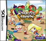 Puzzle de Harvest Moon DS
