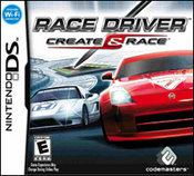 Race Driver: Create & Race DS
