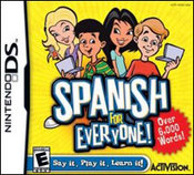 Spanish for Everyone DS