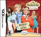 Suite Life of Zack & Cody: Circle of Spies DS