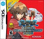 Yu-Gi-Oh! World Championship 2008 for Nintendo DS last updated Jul 18, 2009