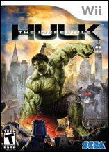 Incredible Hulk Wii