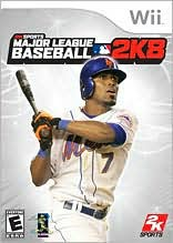 Major League Baseball 2K8 Wii