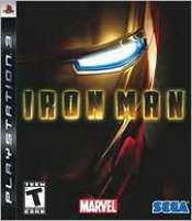 Iron Man for PlayStation 3 last updated Aug 09, 2009