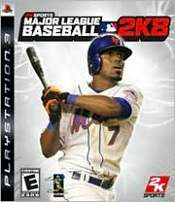 Major League Baseball 2K8 PS3